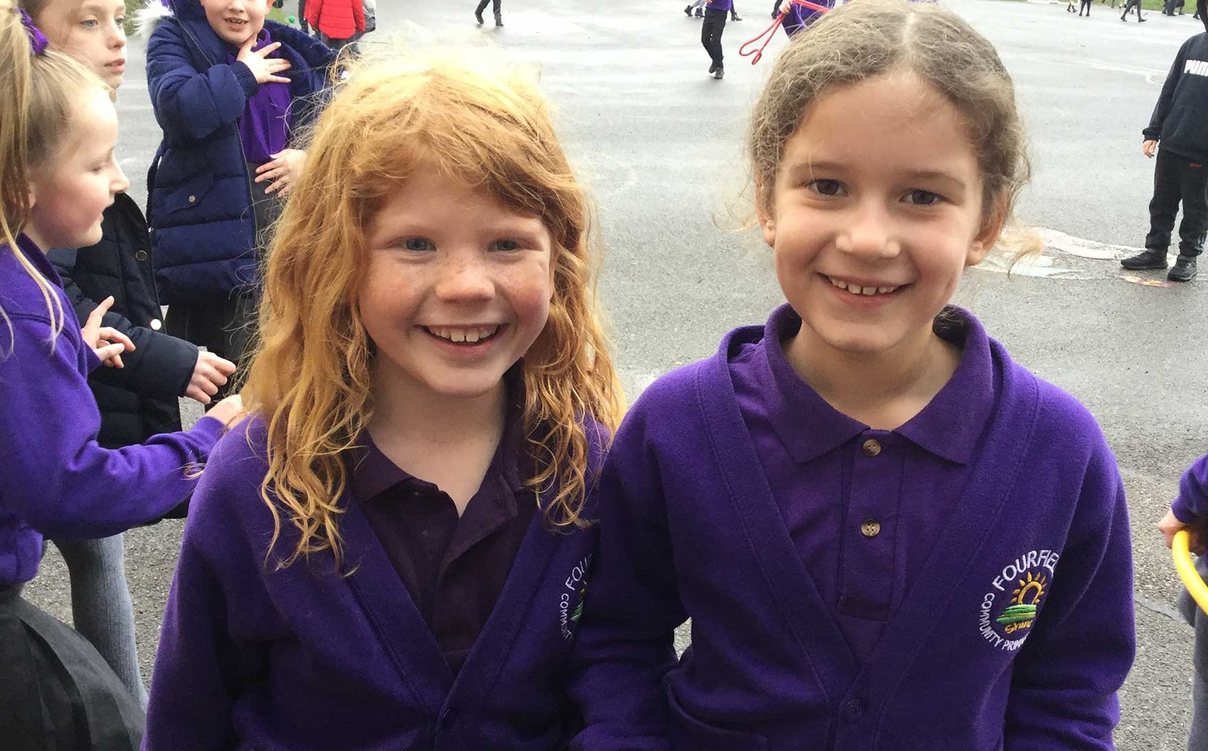 Life at Fourfields Community Primary School